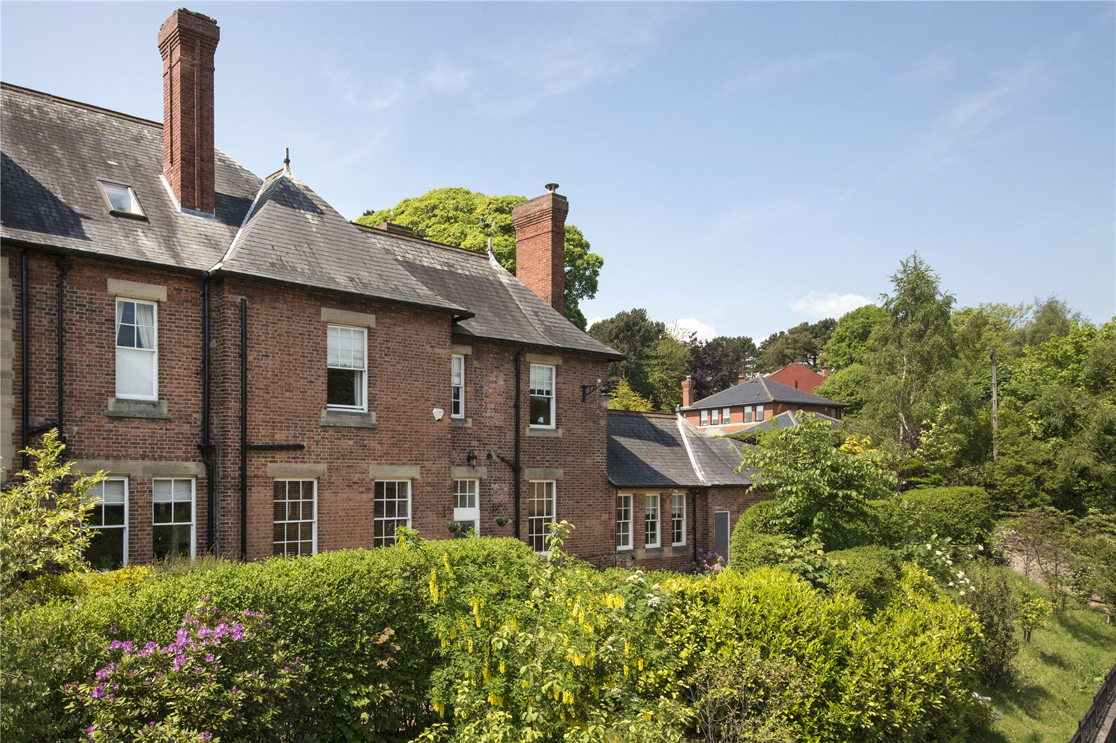 Single Family Home for Sale at Bullers Green, Morpeth, Northumberland, NE61 Morpeth, England