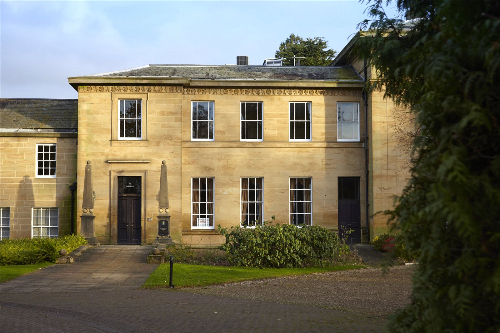 Additional photo for property listing at John Dobson Drive, Longhirst, Morpeth, Northumberland, NE61 Morpeth, Angleterre