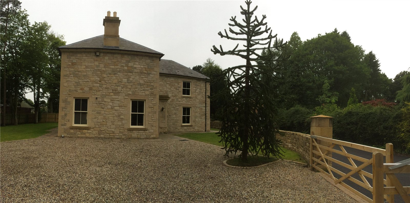 Additional photo for property listing at Fir Tree Copse, Hepscott, Morpeth, Northumberland, NE61 Morpeth, England
