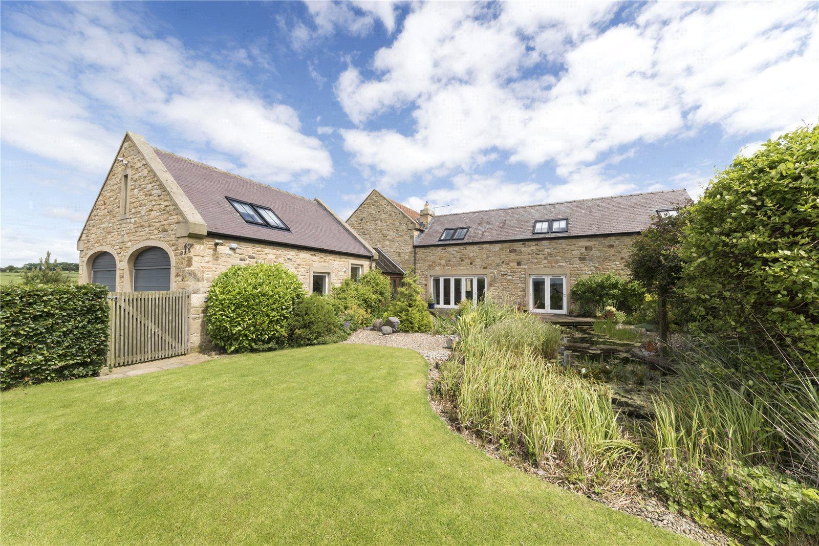 Single Family Home for Sale at Whalton, Morpeth, Northumberland, NE61 Morpeth, England