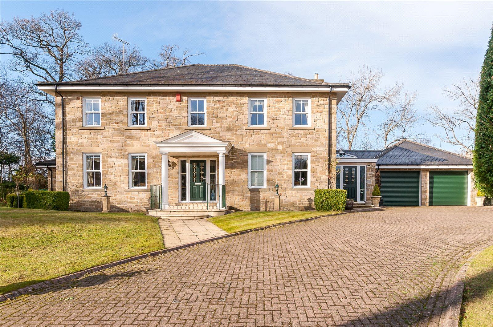 Single Family Home for Sale at Linden Acres, Longhorsley, Morpeth, Northumberland, NE65 Morpeth, England