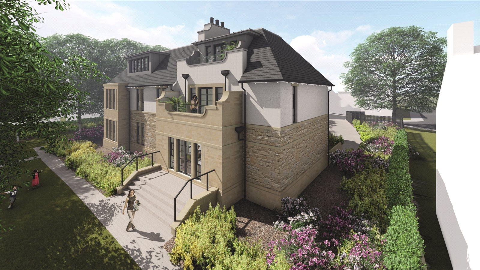 Apartments / Residences for Sale at Greystoke Apartments, Kings Avenue, Morpeth, Northumberland, NE61 Morpeth, England