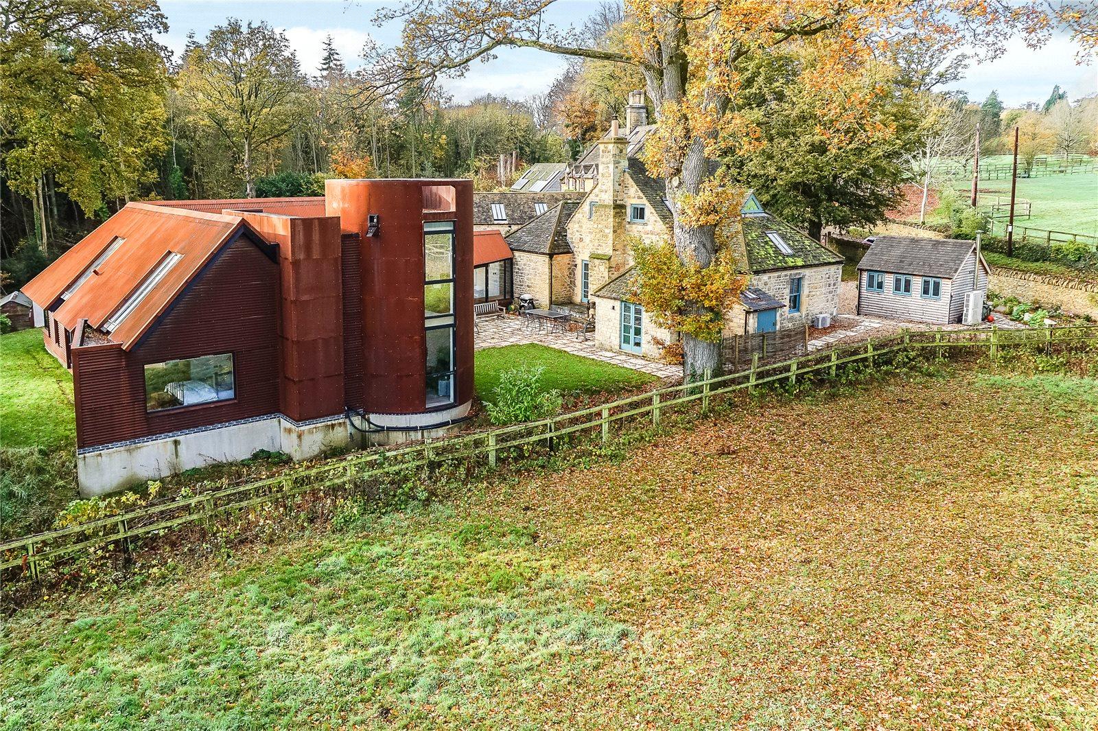 一戸建て のために 売買 アット Upper Slaughter, Cheltenham, Gloucestershire, GL54 Cheltenham, イギリス