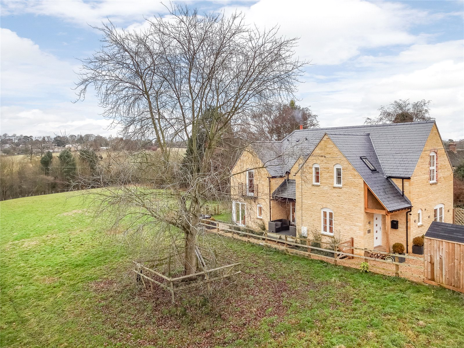 Additional photo for property listing at Chapel Lane, Enstone, Chipping Norton, Oxfordshire, OX7 Chipping Norton, 영국