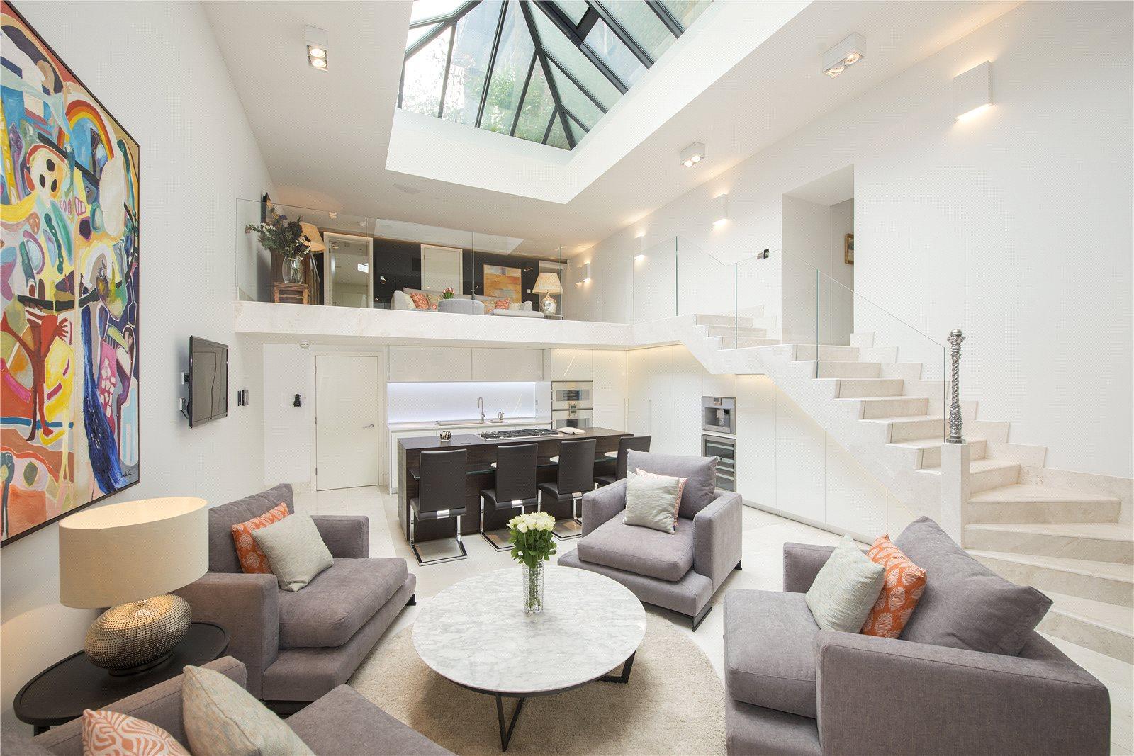 Apartments / Residences for Sale at Lansdowne House, Lansdowne Road, Holland Park, London, W11 Holland Park, London, England