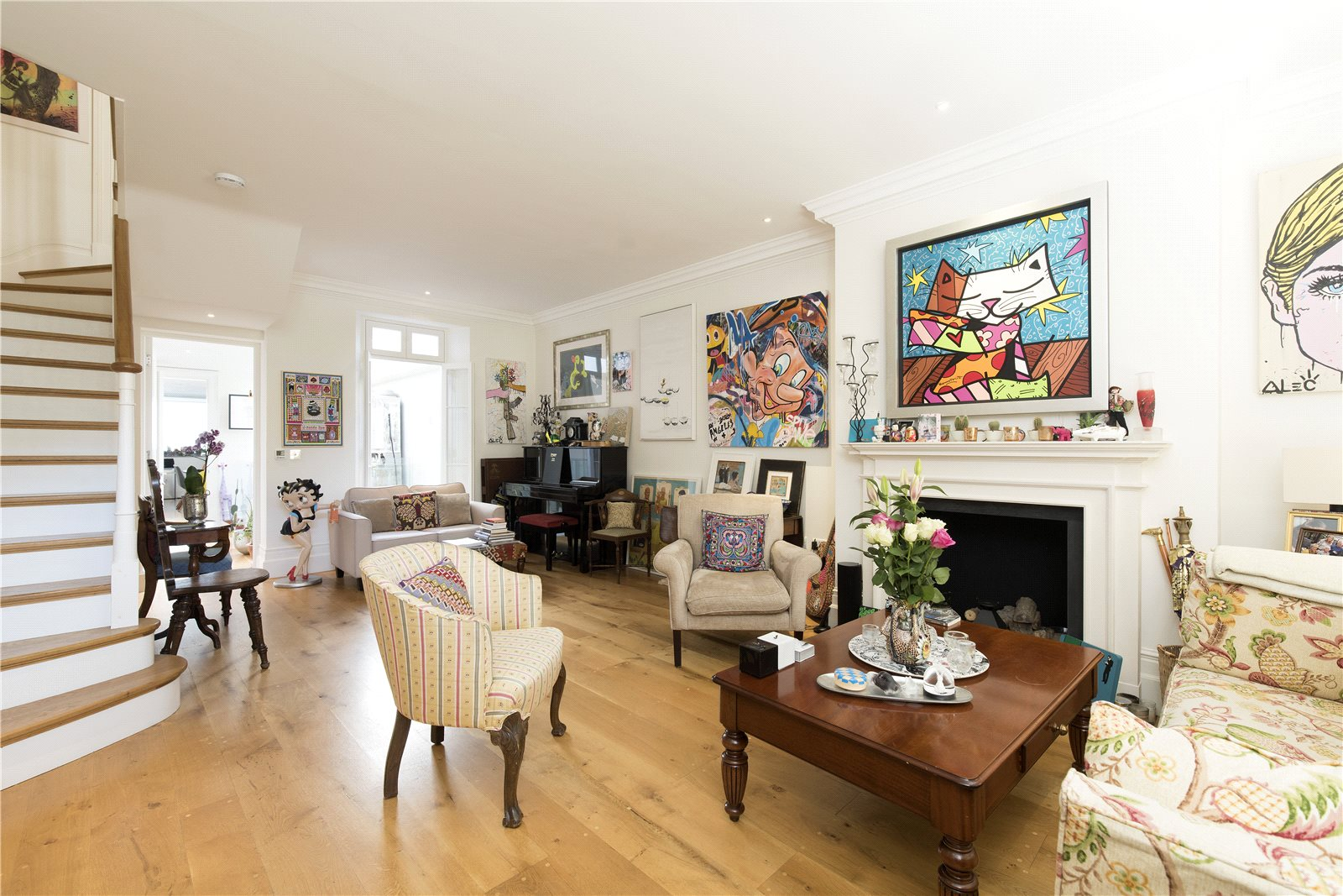Single Family Home for Sale at Princedale Road, Holland Park, London, W11 Holland Park, London, England