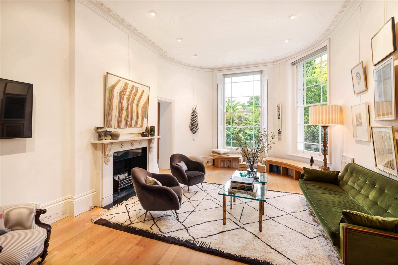 Apartments / Residences for Sale at Weller Court, Ladbroke Road, Holland Park, London, W11 Holland Park, London, England