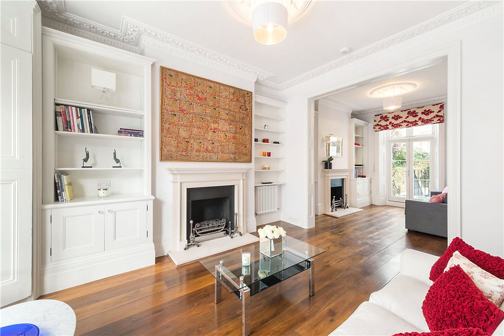Single Family Home for Sale at Portland Road, Holland Park, London, W11 Holland Park, London, England