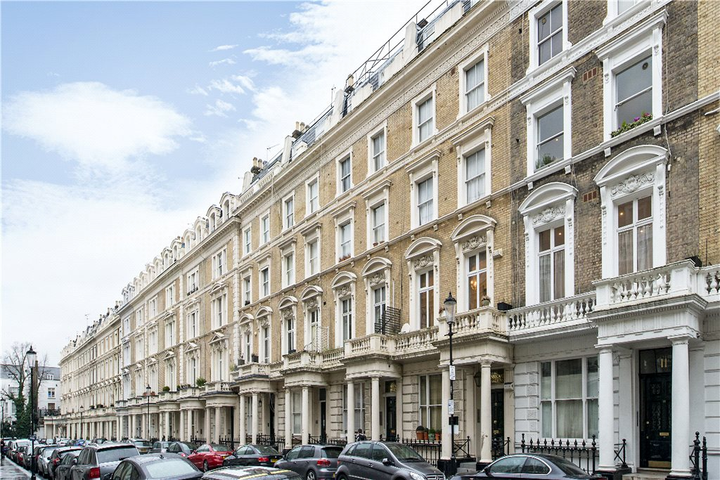 公寓 为 销售 在 Clanricarde Gardens, Notting Hill, London, W2 Notting Hill, London, 英格兰
