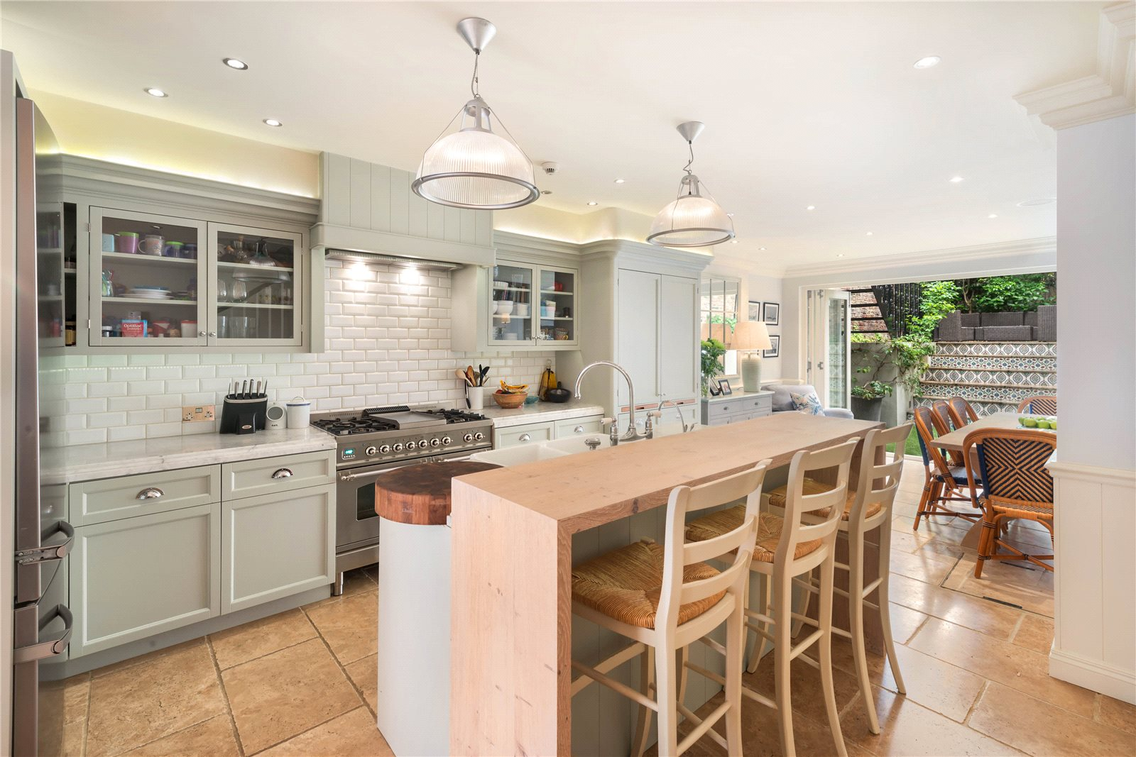 Single Family Home for Sale at Queensdale Road, Holland Park, London, W11 Holland Park, London, England