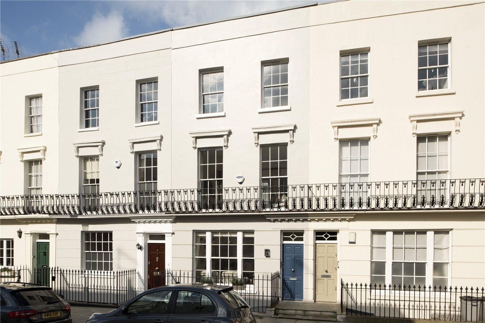 Частный дом для того Продажа на Queensdale Road, Holland Park, London, W11 Holland Park, London, Англия