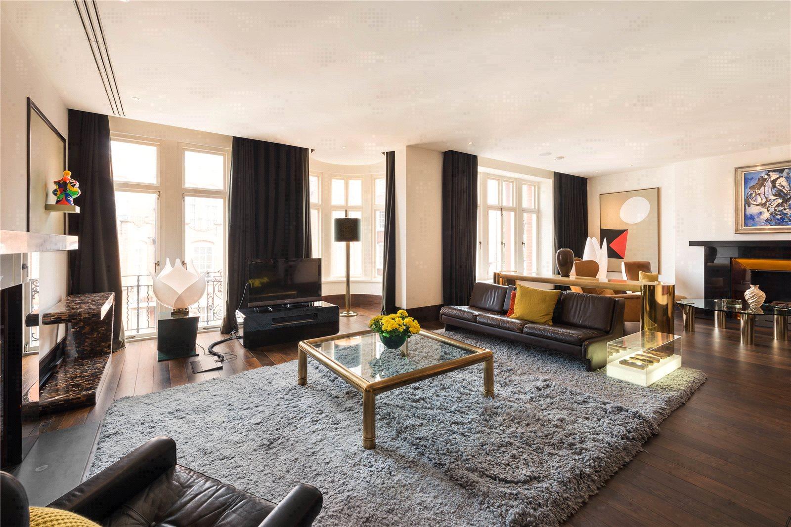 Apartamentos para Venda às Prince Edward Mansions, Hereford Road, London, W2 London, Inglaterra