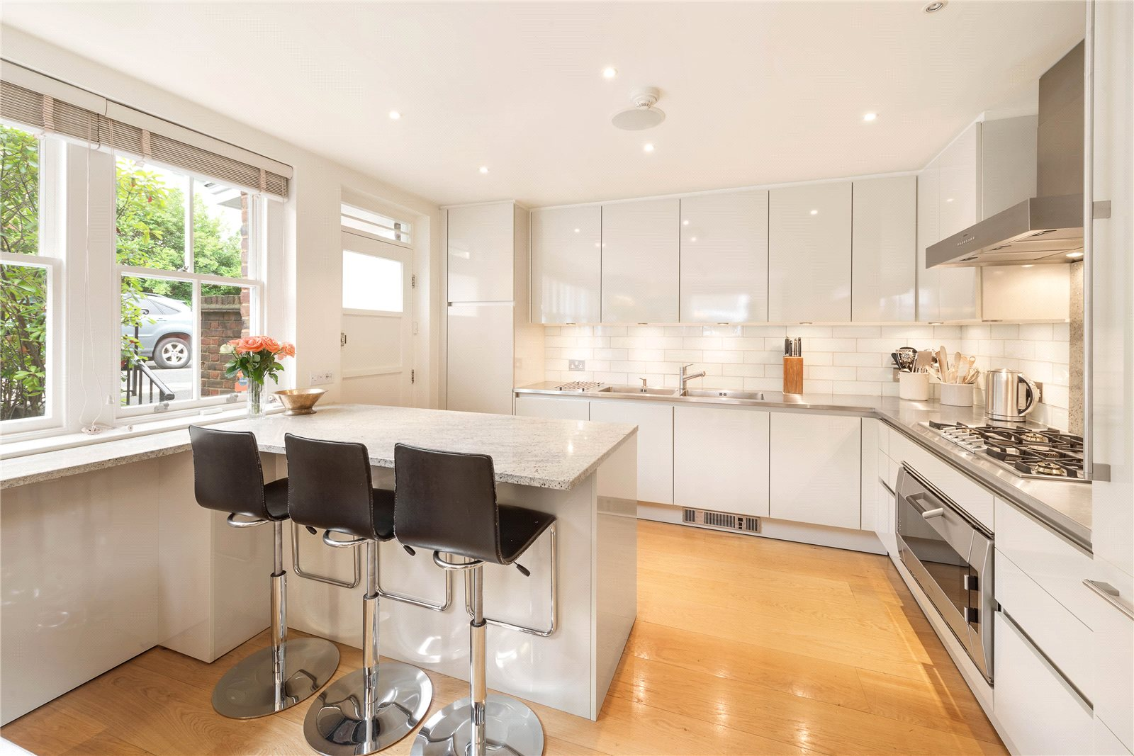 Additional photo for property listing at Lombardy Place, Notting Hill, London, W2 Notting Hill, London, Angleterre