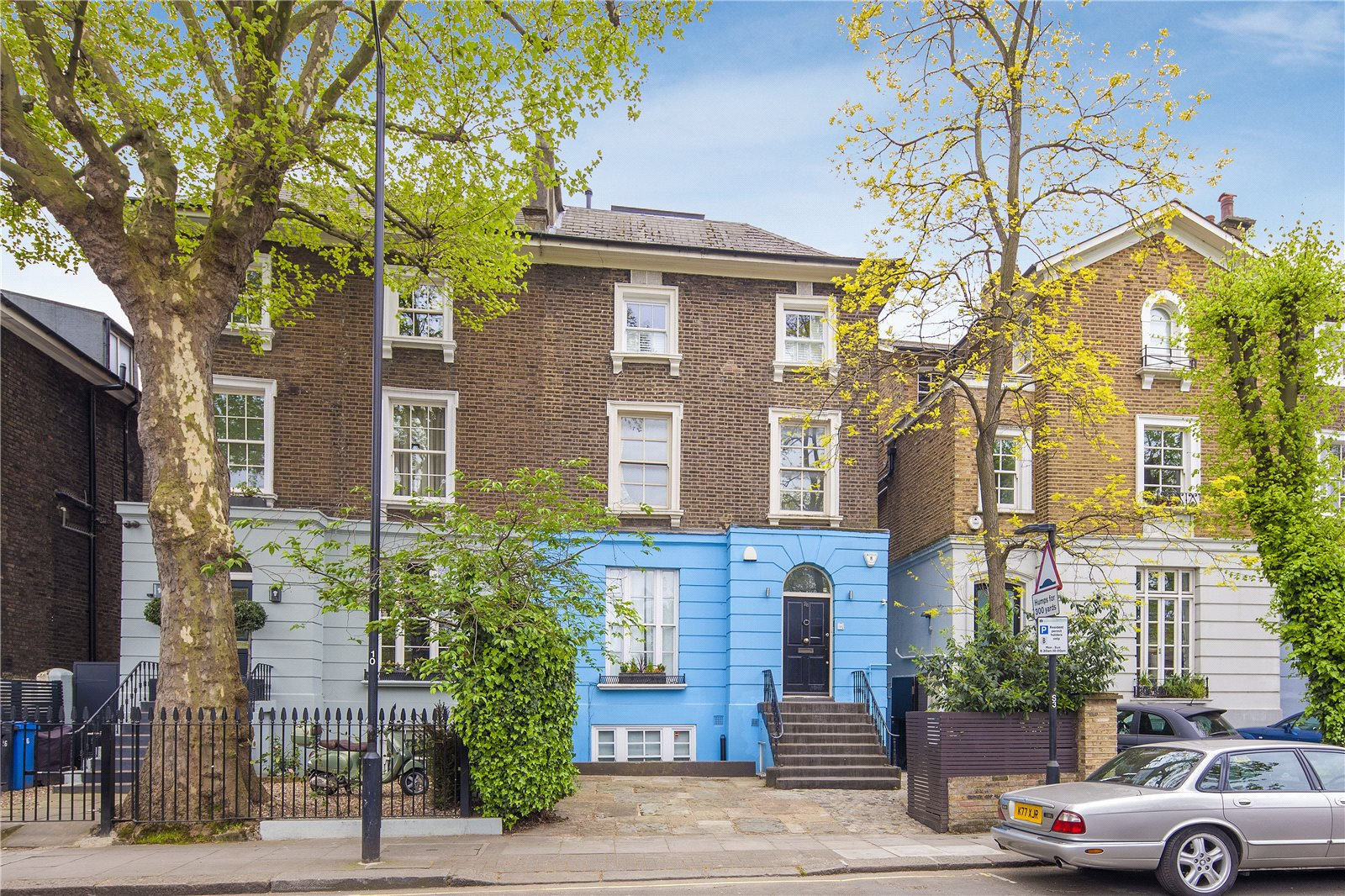 Additional photo for property listing at Westbourne Park Villas, Notting Hill, W2 Notting Hill, Engeland