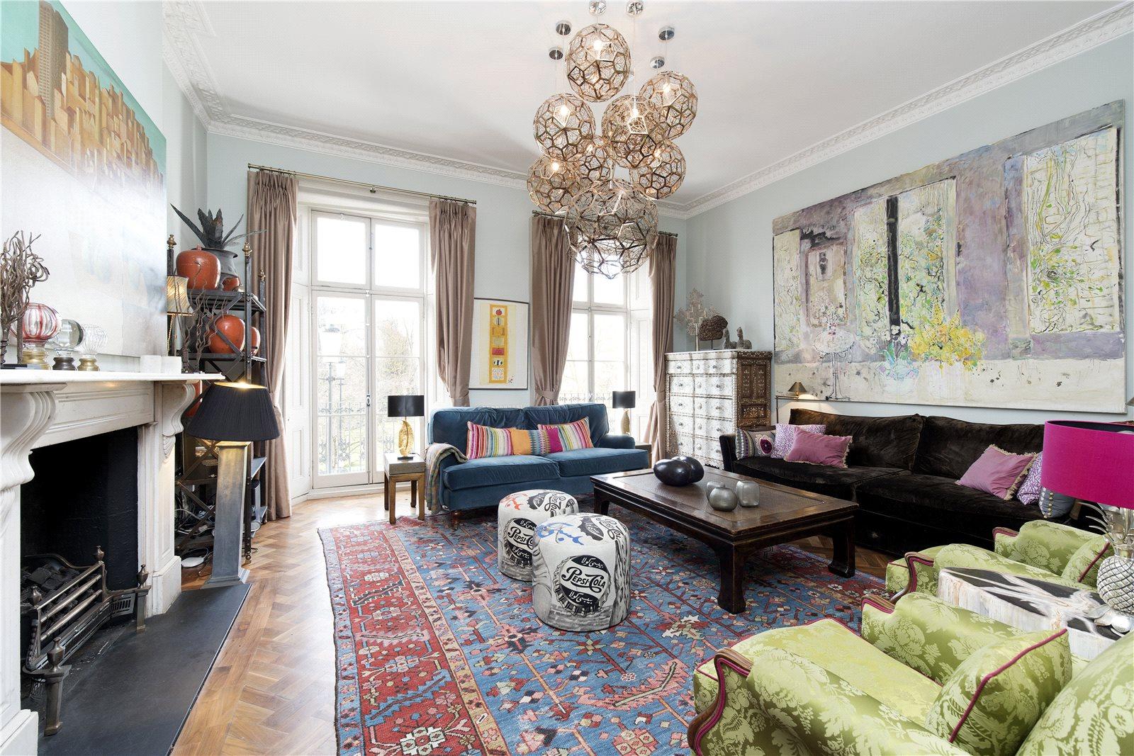 Частный дом для того Продажа на Royal Crescent, Holland Park, London, W11 Holland Park, London, Англия