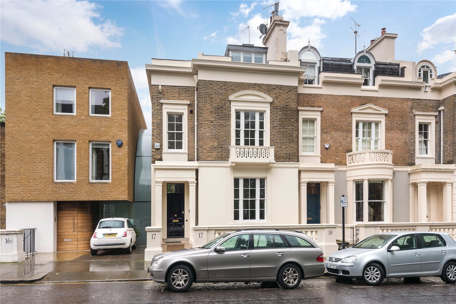 Single Family Home for Sale at Lansdowne Walk, Holland Park, London, W11 Holland Park, London, England