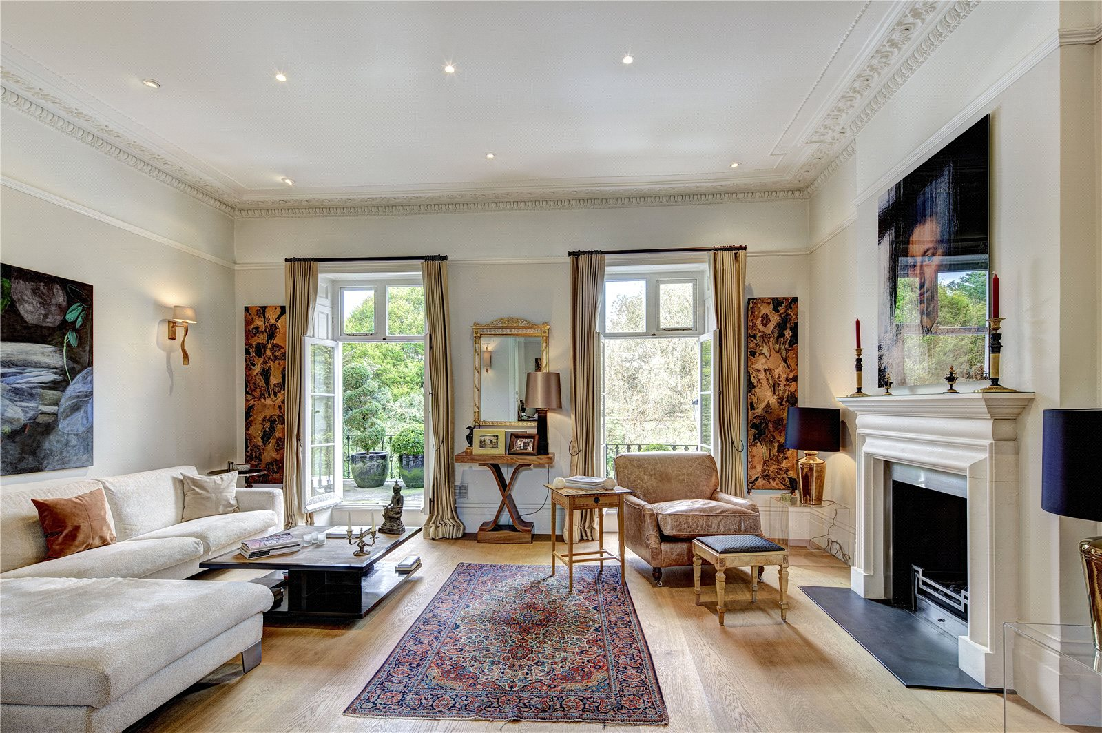 Additional photo for property listing at Ladbroke Square, Notting Hill, London, W11 Notting Hill, London, Inglaterra