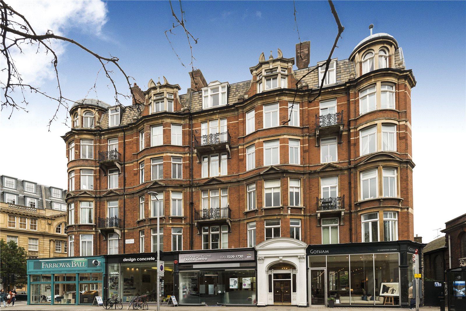 Additional photo for property listing at Viscount Court, Pembridge Villas, Notting Hill, W2 Notting Hill, Αγγλια
