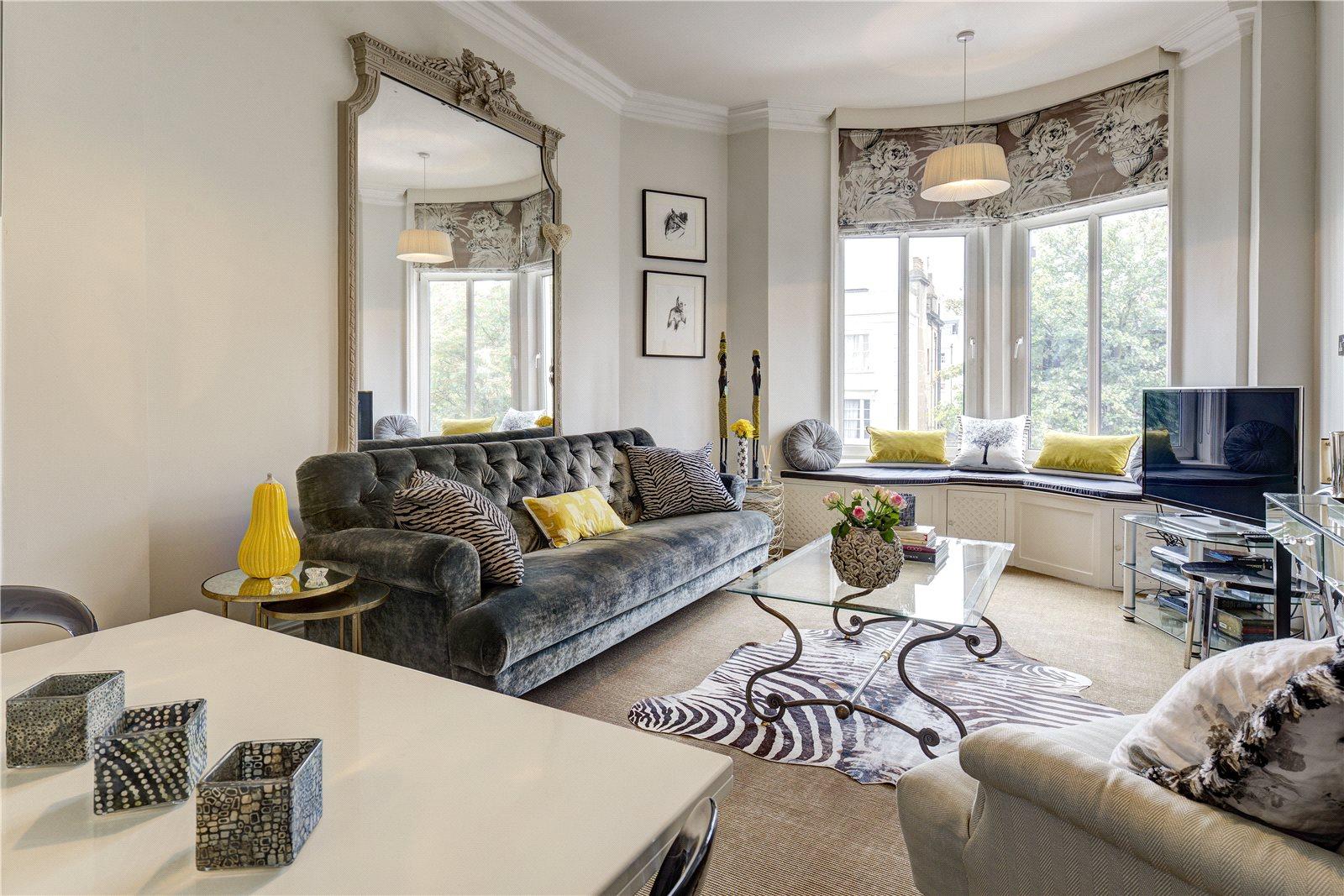 διαμερίσματα για την Πώληση στο Viscount Court, Pembridge Villas, Notting Hill, W2 Notting Hill, Αγγλια