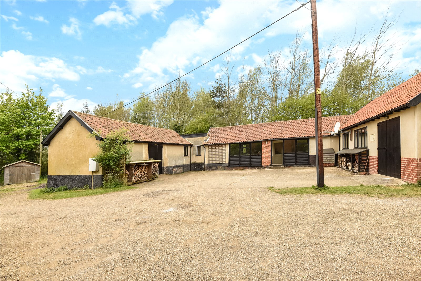 Additional photo for property listing at Red Hall Lane, Southburgh, Near Hingham, Norfolk, IP25 Norfolk, Αγγλια