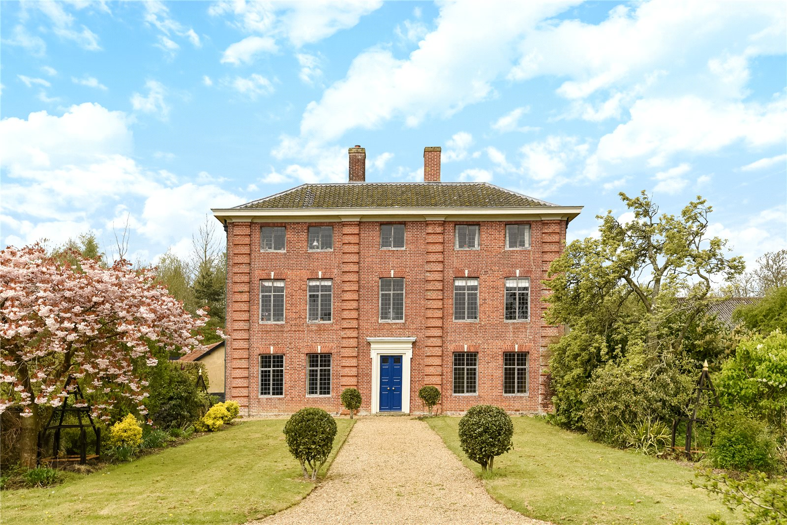 Villa per Vendita alle ore Red Hall Lane, Southburgh, Near Hingham, Norfolk, IP25 Norfolk, Inghilterra