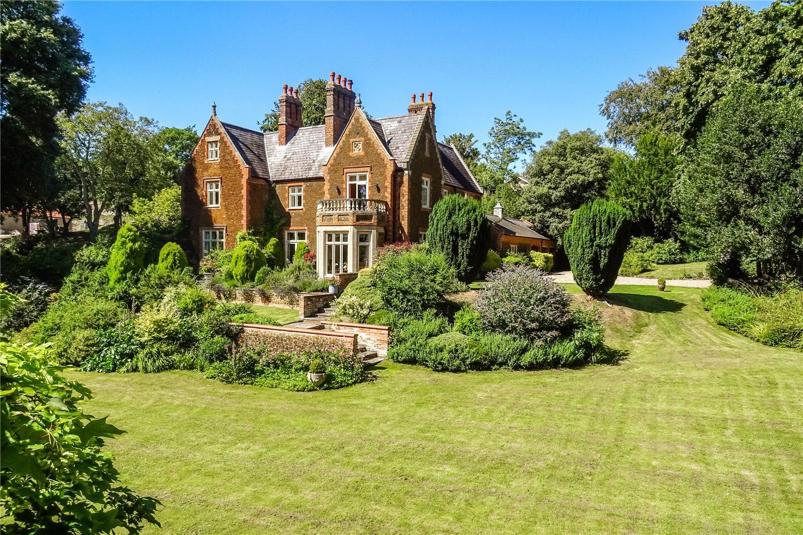 一戸建て のために 売買 アット Church Lane, Sedgeford, Hunstanton, Norfolk, PE36 Hunstanton, イギリス