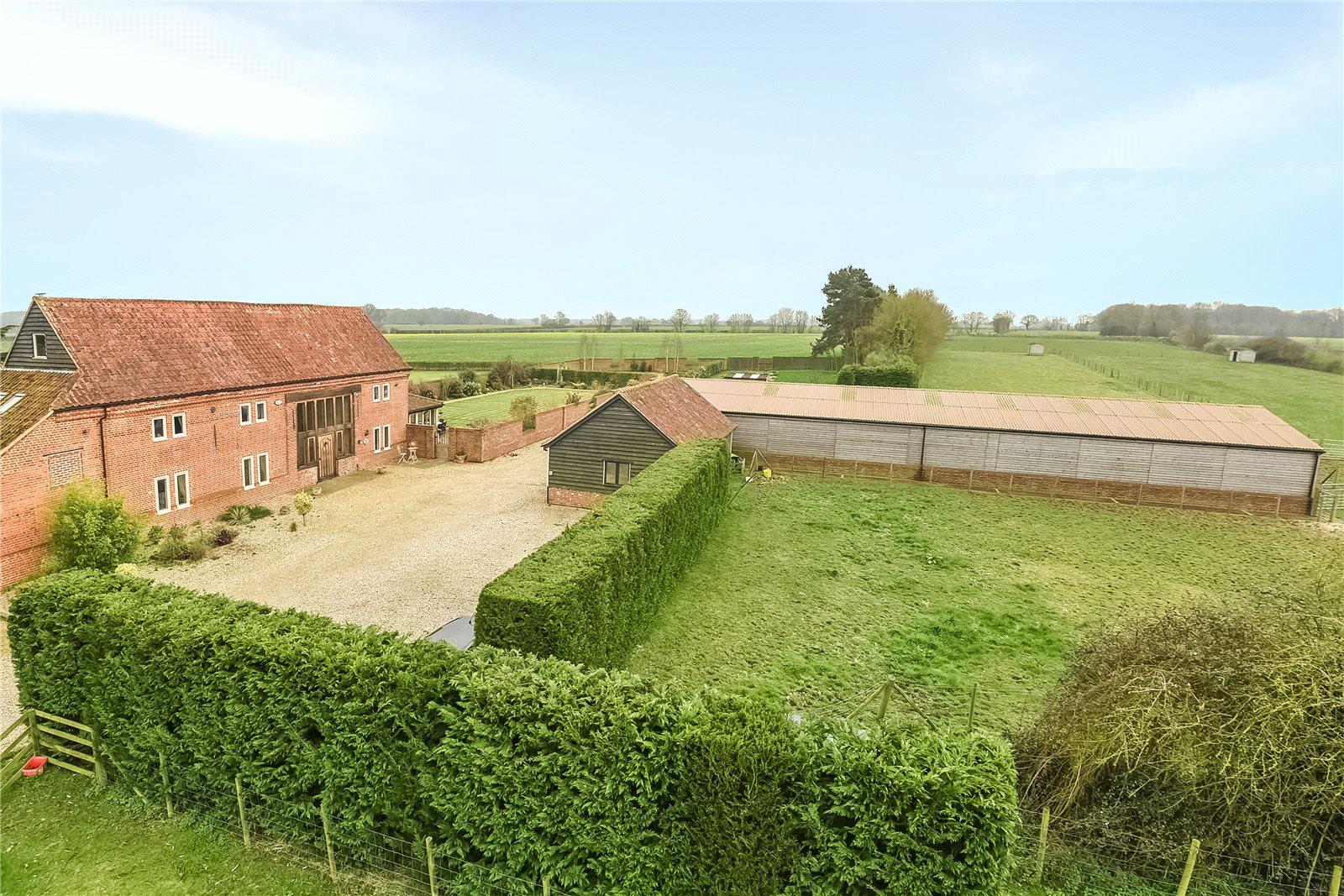 Μονοκατοικία για την Πώληση στο Wendling Road, Longham, Norfolk, NR19 Longham, Αγγλια
