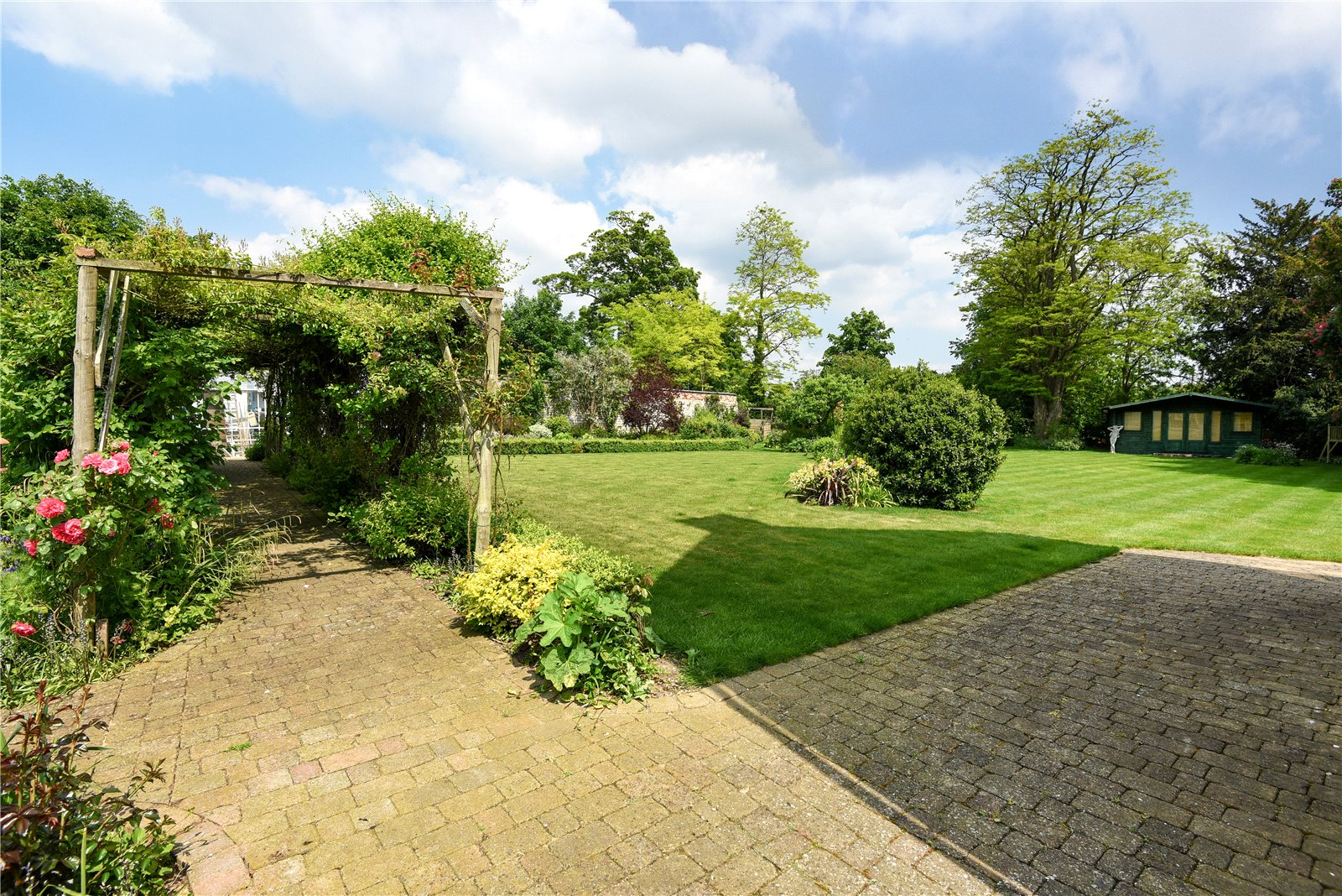 Additional photo for property listing at Lodge Road, Feltwell, Thetford, Norfolk, IP26 Thetford, Angleterre