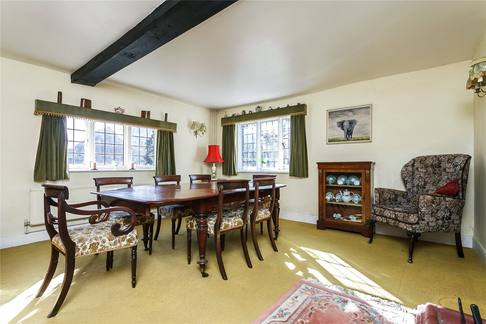 Additional photo for property listing at Hillside, Odiham, Hook, Hampshire, RG29 Hook, Inghilterra