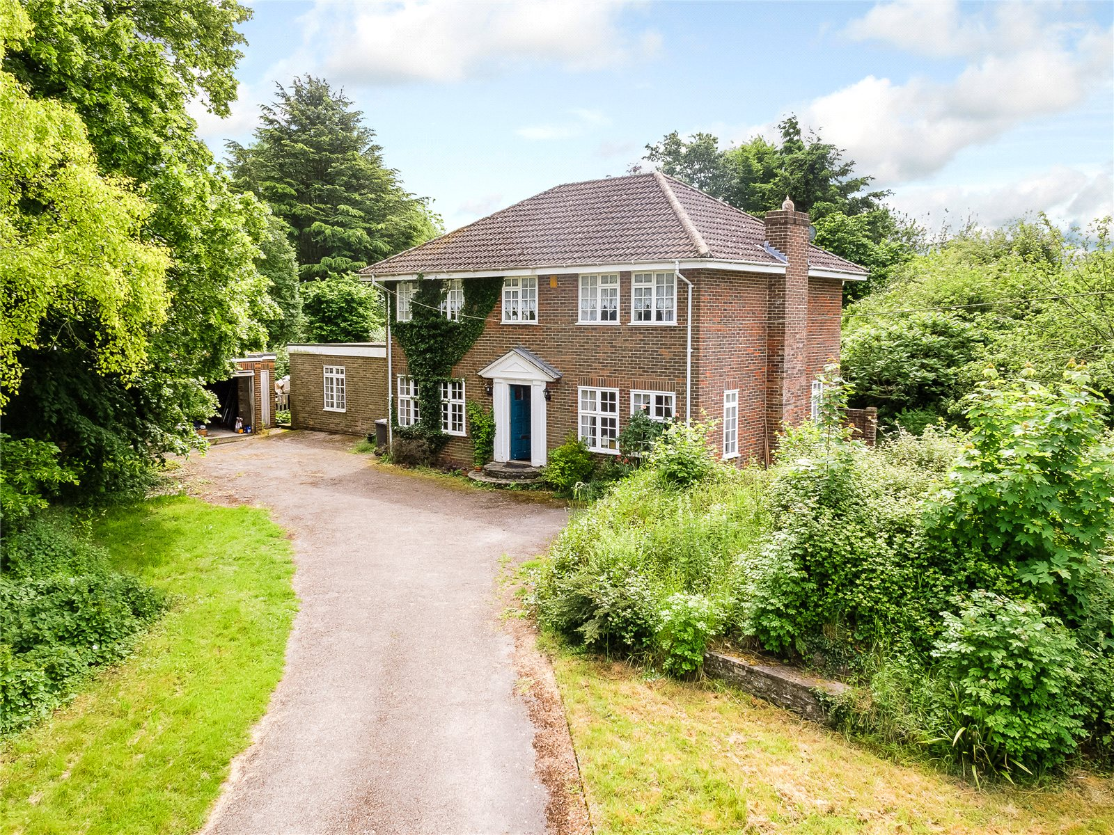 Maison unifamiliale pour l Vente à Wingate Lane, Long Sutton, Hook, Hampshire, RG29 Hook, Angleterre