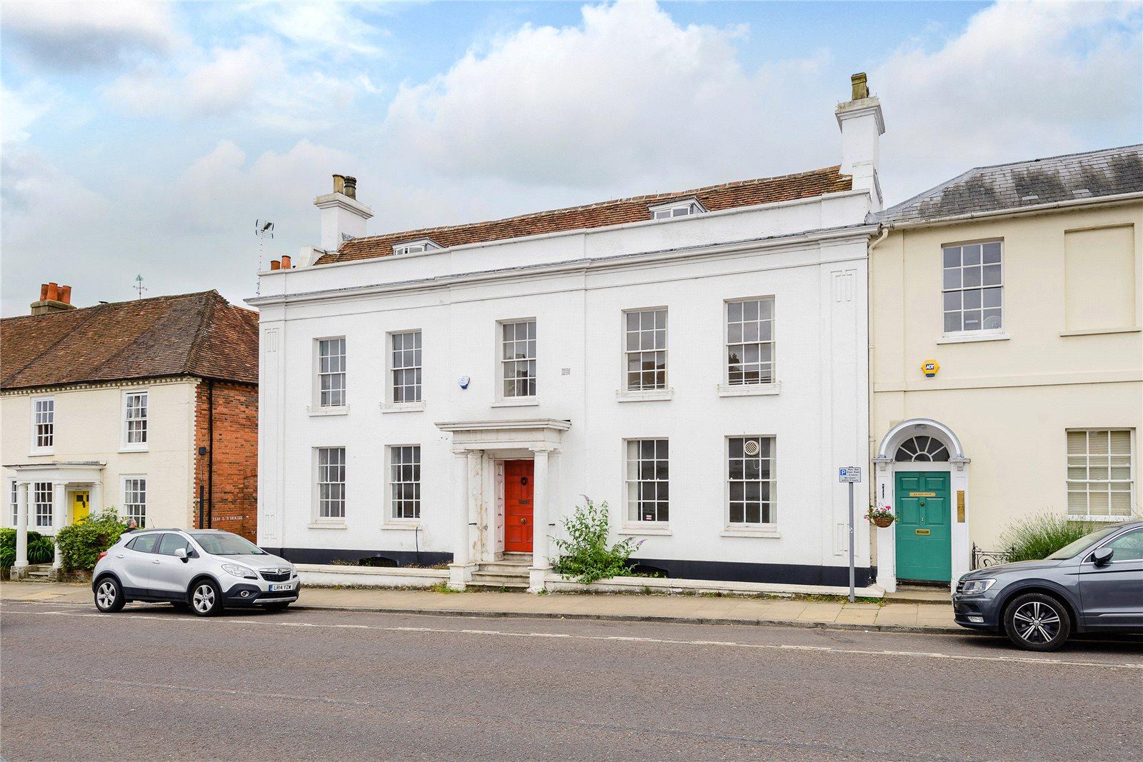Maison unifamiliale pour l Vente à High Street, Odiham, Hook, Hampshire, RG29 Hook, Angleterre