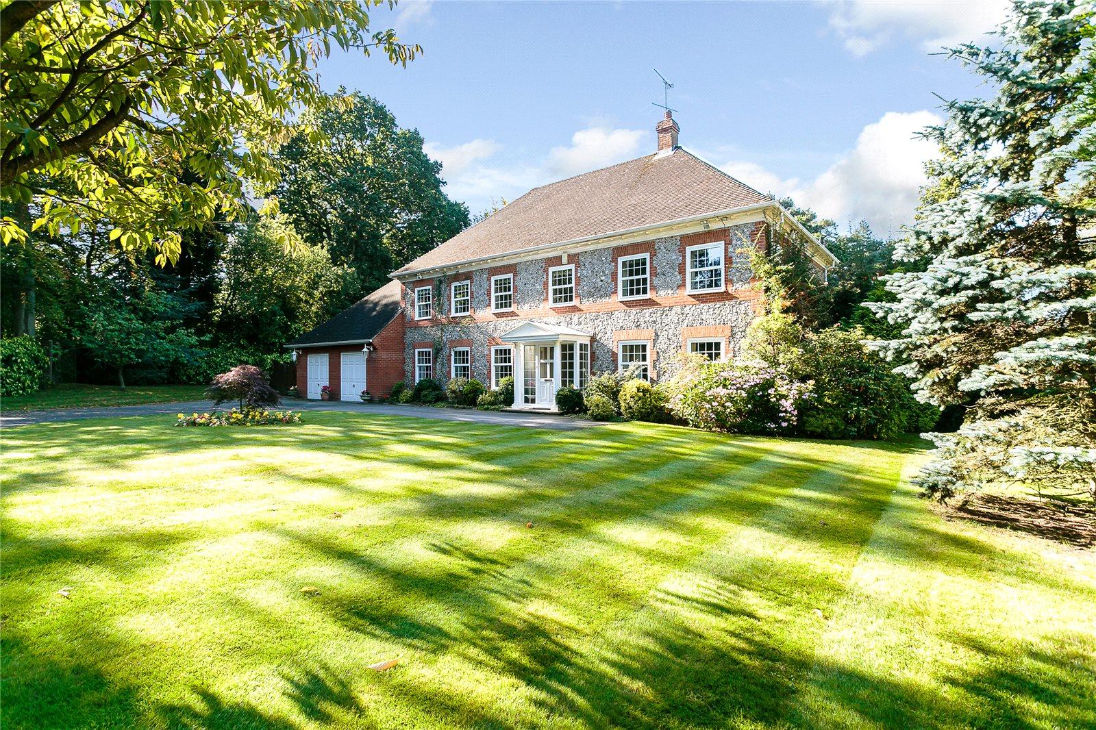Μονοκατοικία για την Πώληση στο Woodpecker Close, Ewshot, Farnham, Surrey, GU10 Farnham, Αγγλια