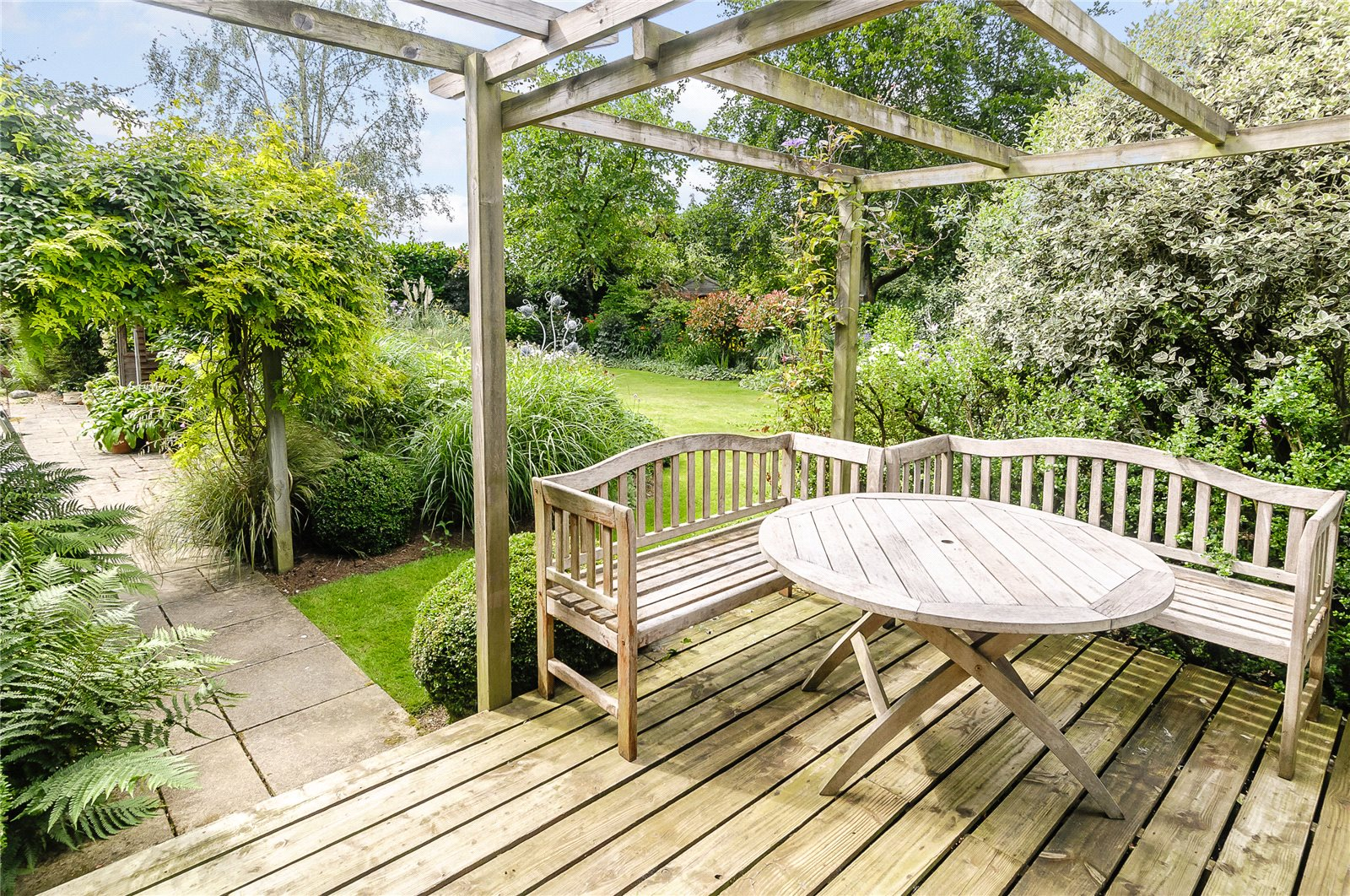 Additional photo for property listing at Devils Highway, Riseley, Berkshire, RG7 Riseley, Inglaterra