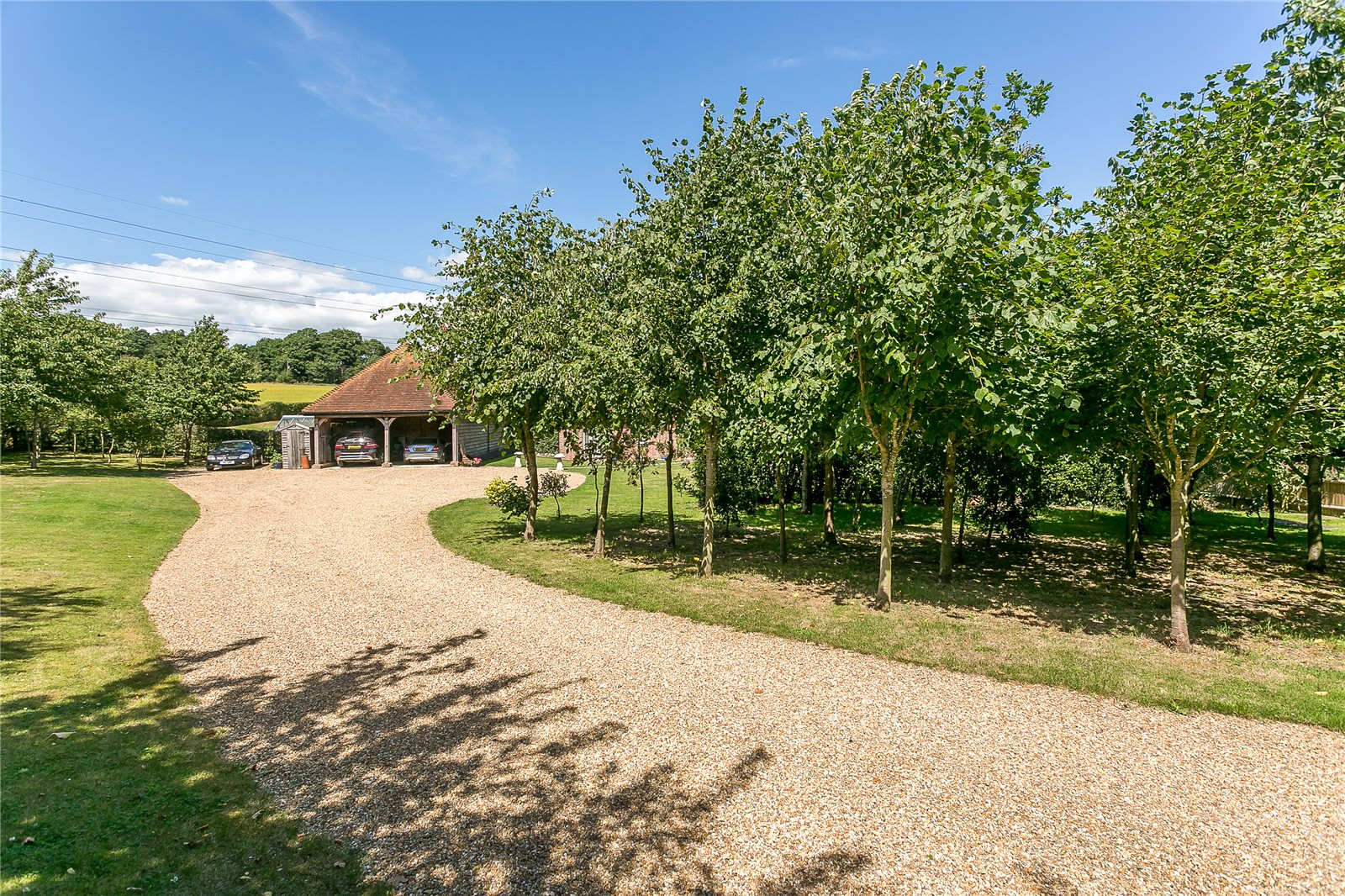 Additional photo for property listing at Hole Lane, Bentley, Nr. Farnham, Surrey, GU10 Surrey, Inglaterra