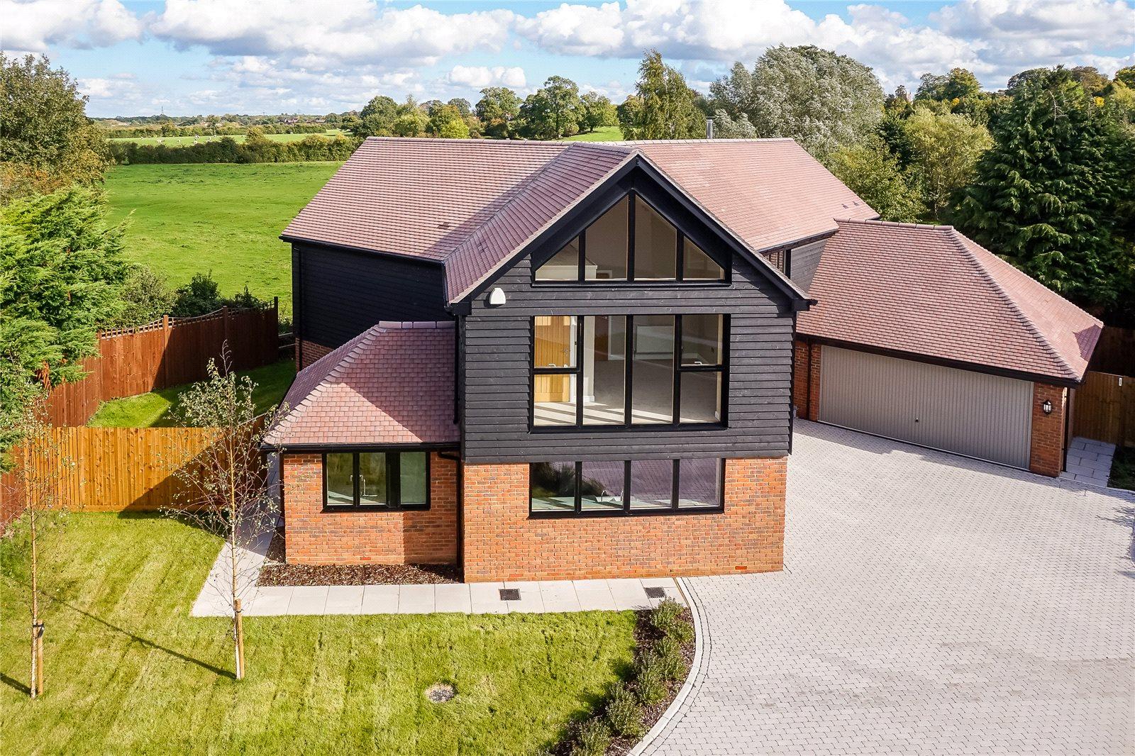 Maison unifamiliale pour l Vente à Dunleys Hill, Odiham, Hook, Hampshire, RG29 Hook, Angleterre