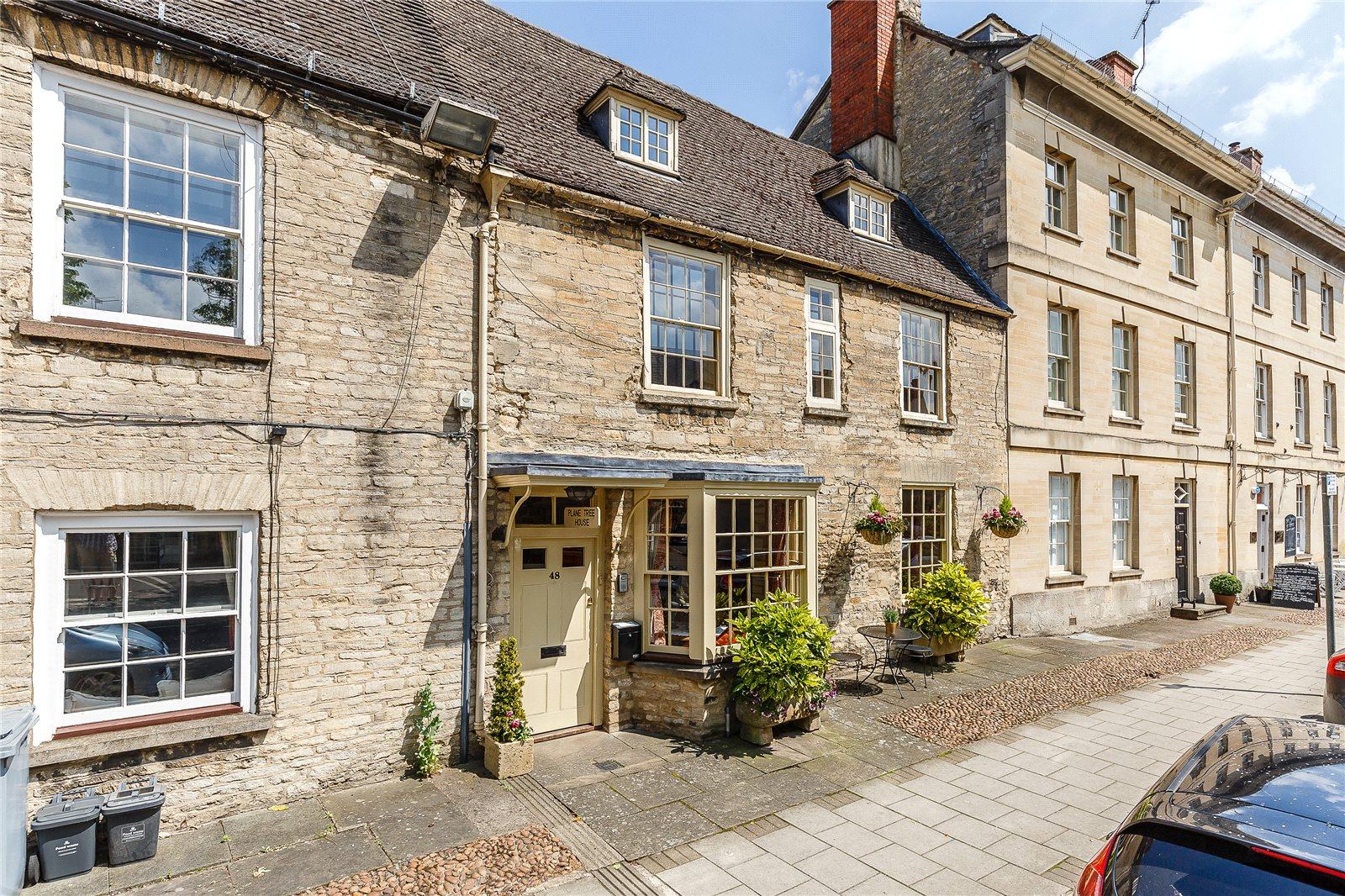 Частный дом для того Продажа на Oxford Street, Woodstock, Oxfordshire, OX20 Woodstock, Англия