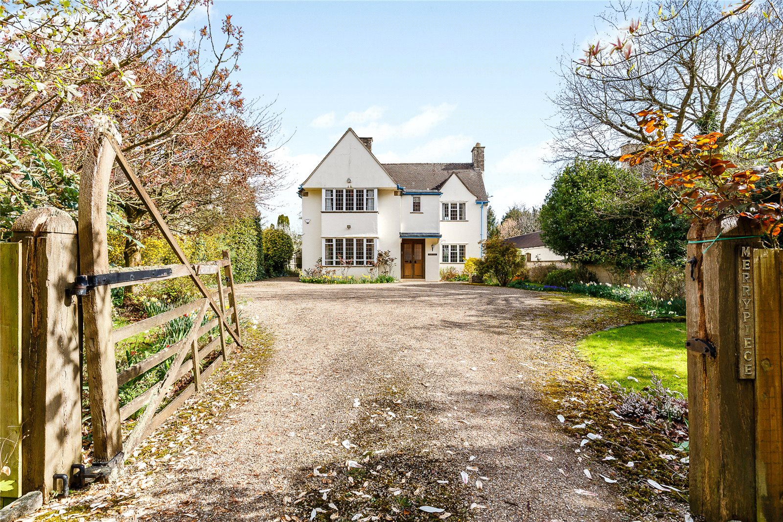 Additional photo for property listing at Oxford Road, Woodstock, Oxfordshire, OX20 Woodstock, England