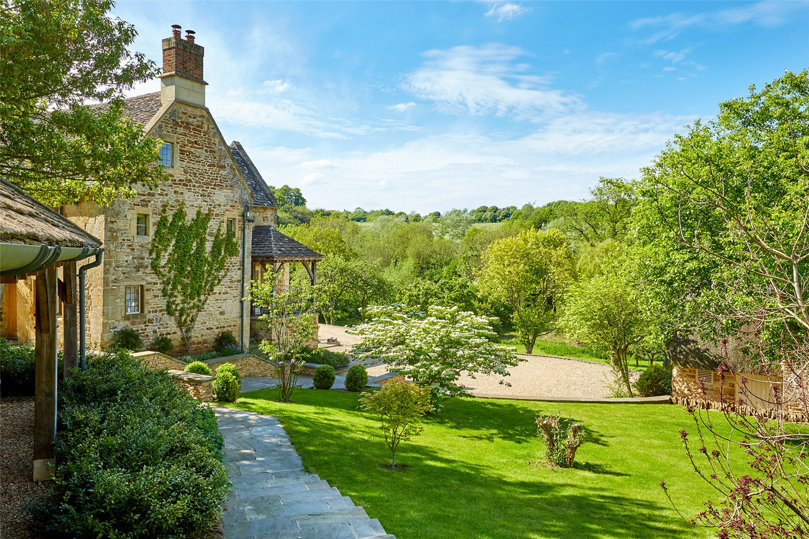 Additional photo for property listing at Church End, Swerford, Chipping Norton, Oxfordshire, OX7 Chipping Norton, イギリス