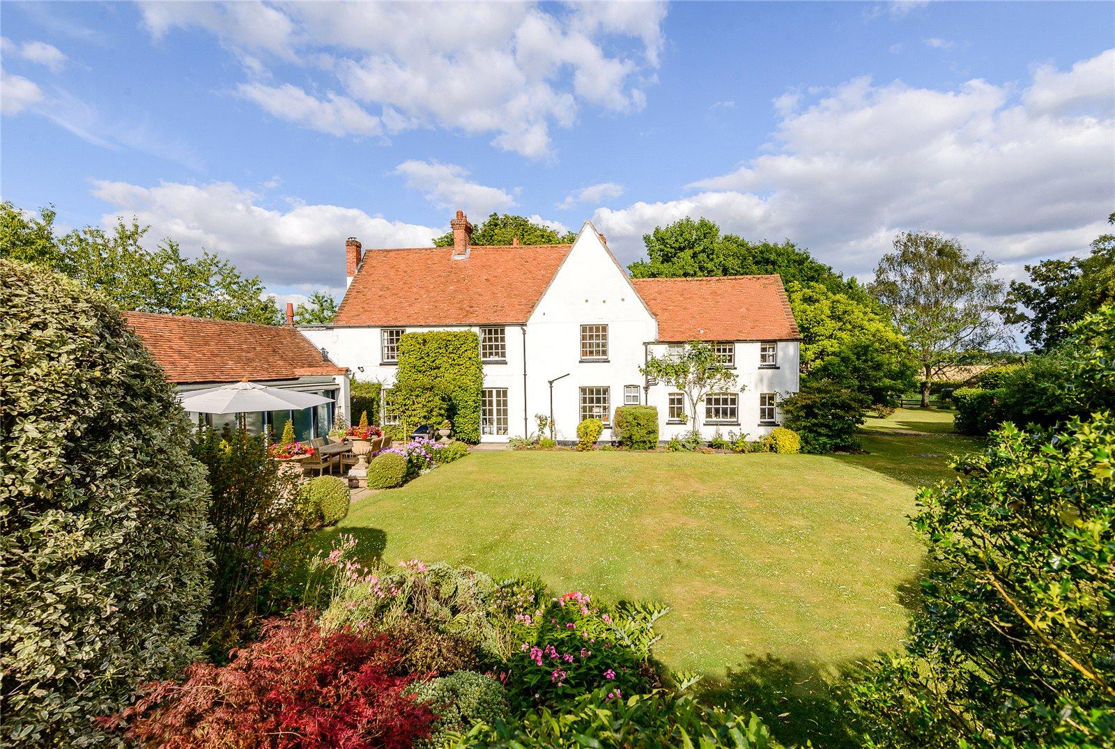 Casa para uma família para Venda às Long Lane, Shaw, Newbury, Berkshire, RG14 Newbury, Inglaterra