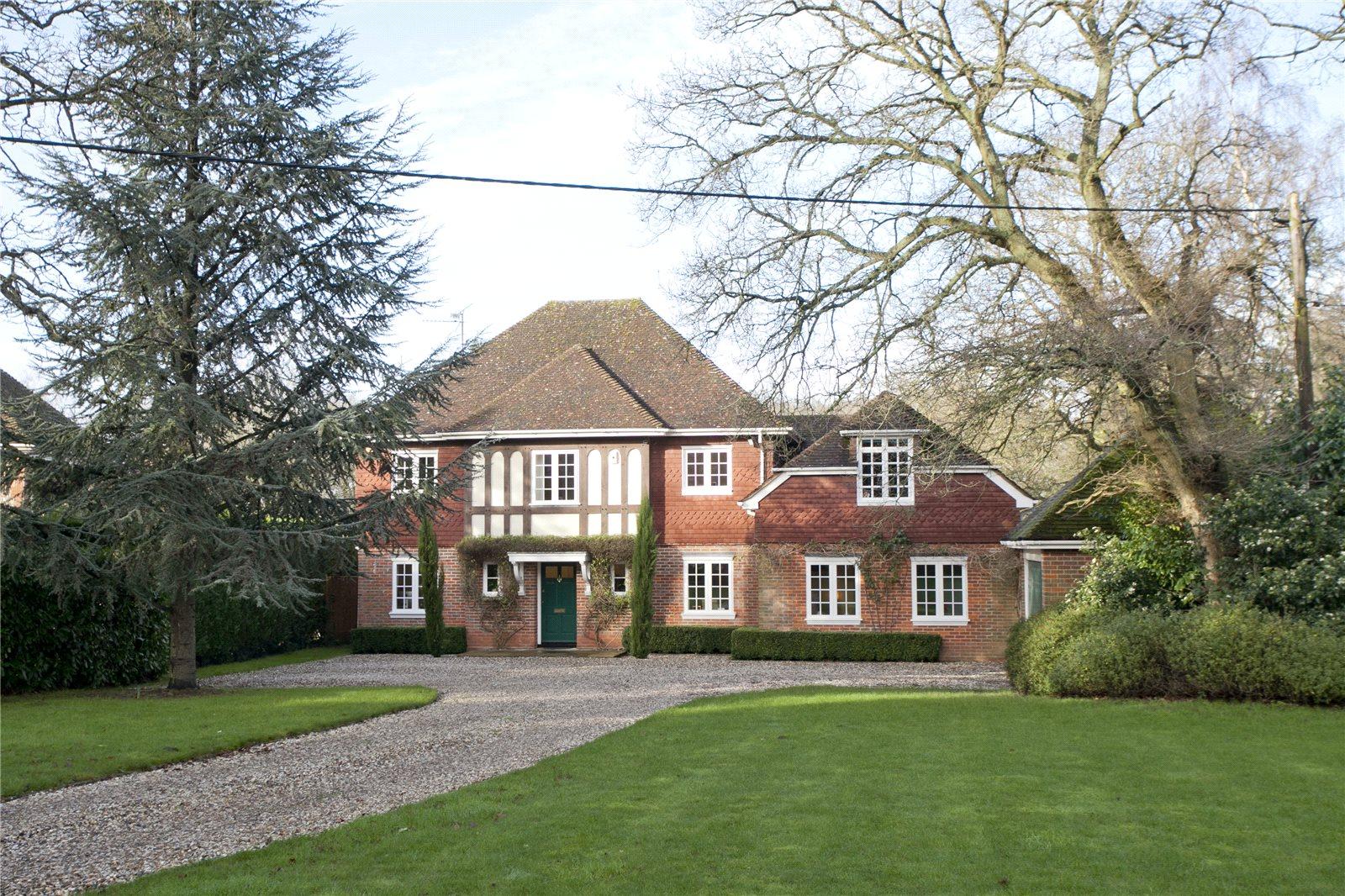 단독 가정 주택 용 매매 에 Bethesda Street, Upper Basildon, Reading, West Berkshire, RG8 West Berkshire, 영국