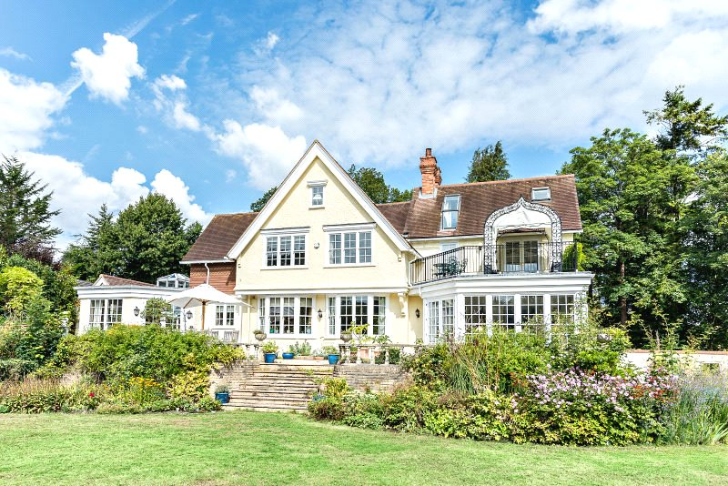 Casa para uma família para Venda às Pangbourne Hill, Pangbourne, Reading, Berkshire, RG8 Reading, Inglaterra