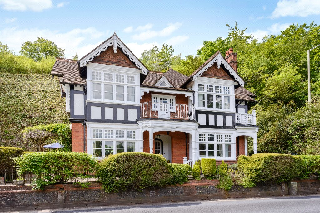 Casa Unifamiliar por un Venta en Shooters Hill, Pangbourne, Reading, Berkshire, RG8 Reading, Inglaterra