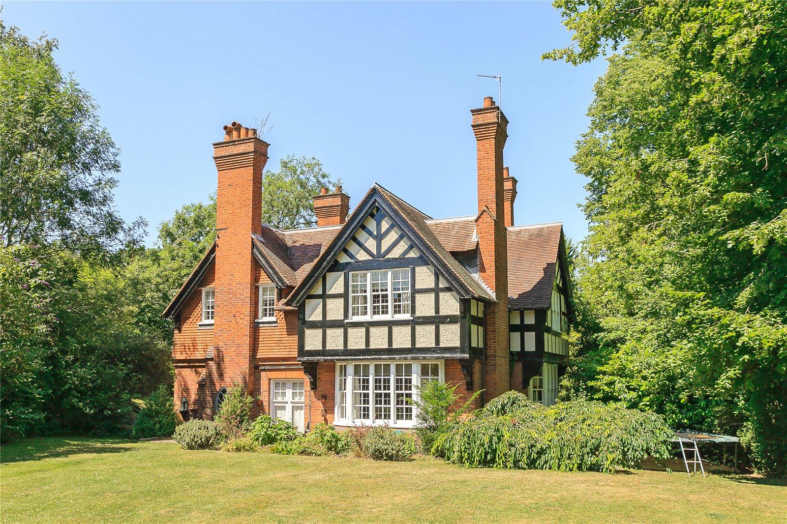 Einfamilienhaus für Verkauf beim Pangbourne Hill, Pangbourne, Reading, RG8 Reading, England