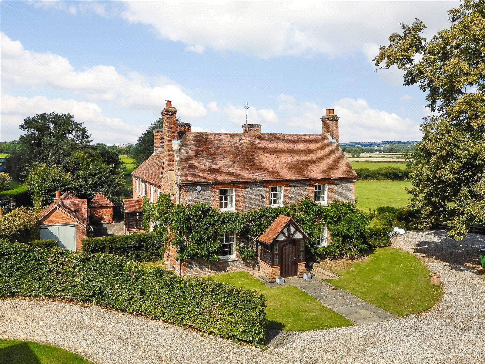 Einfamilienhaus für Verkauf beim Paices Hill, Aldermaston, Reading, RG7 Reading, England