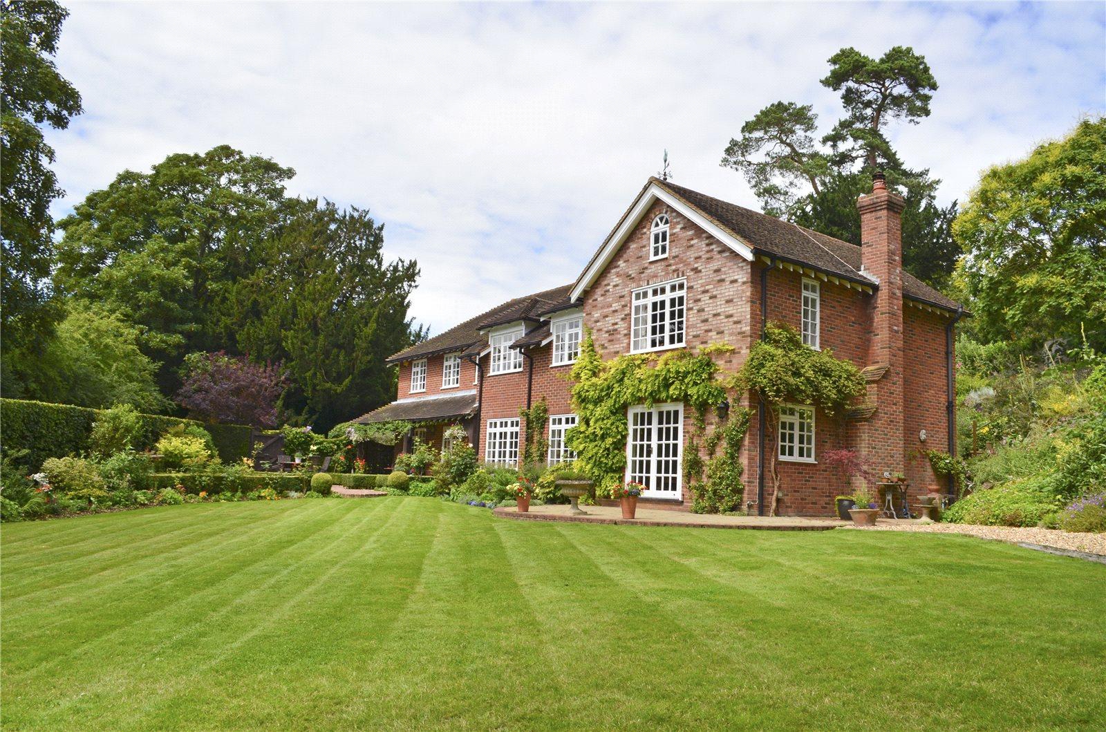 Casa para uma família para Venda às Dysons Wood, Kidmore End, Reading, RG4 Reading, Inglaterra