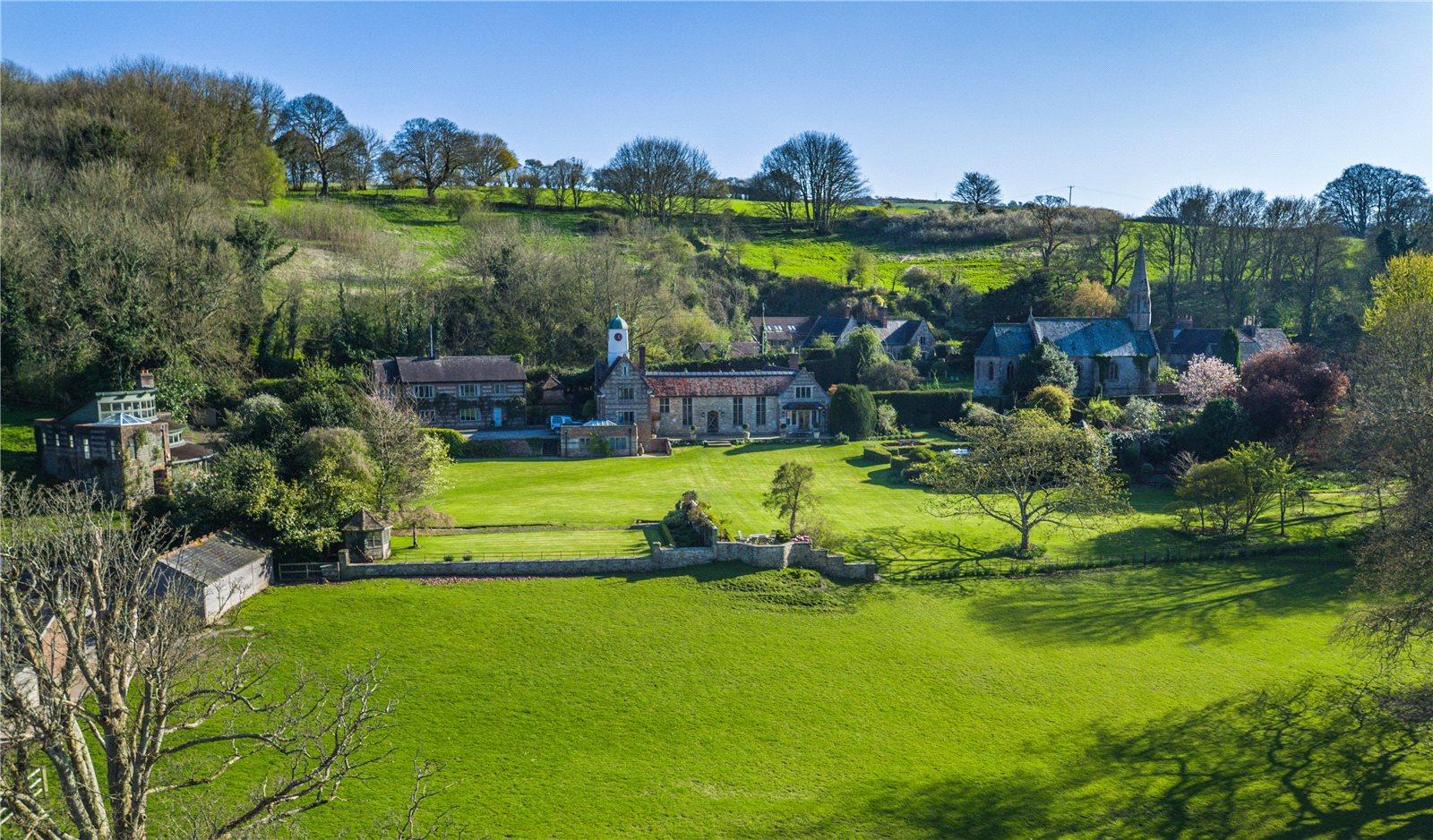 Tek Ailelik Ev için Satış at Woolland, Blandford Forum, Dorset, DT11 Blandford Forum, Ingiltere