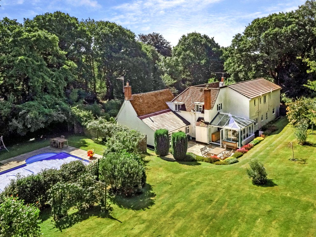 Single Family Home for Sale at Rowe Hill, Holt, Wimborne, Dorset, BH21 Wimborne, England