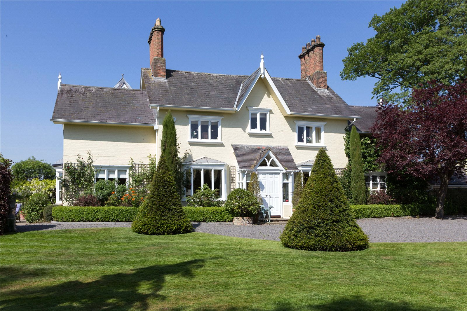 Additional photo for property listing at Leaton, Bomere Heath, Shrewsbury, SY4 Wales