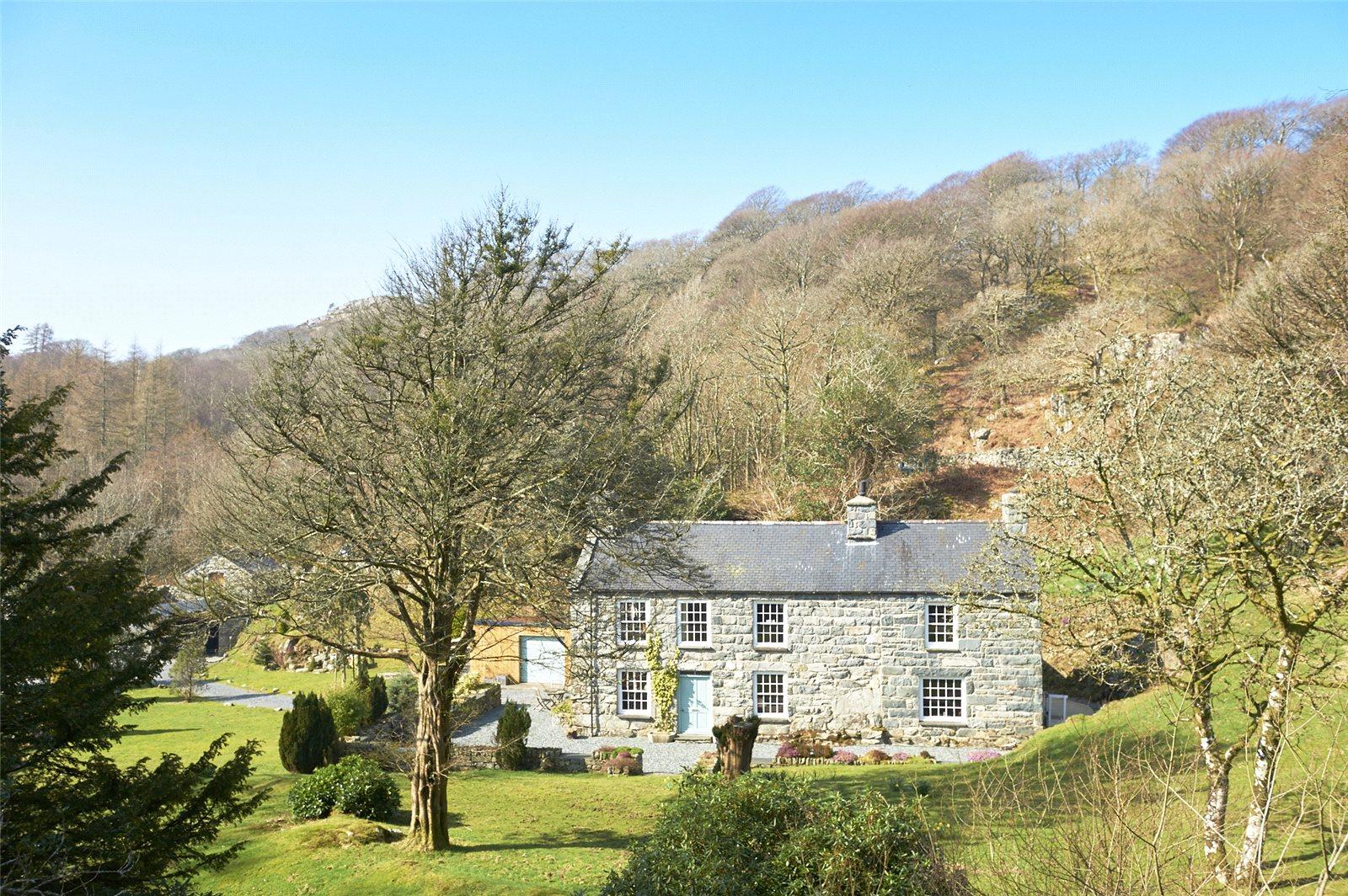Single Family Home for Sale at Llanbedr, Gwynedd, LL45 Gwynedd, Wales