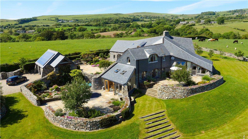 Tek Ailelik Ev için Satış at Llanegryn, Tywyn, Gwynedd, LL36 Gwynedd, Wales